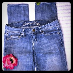 American Eagle Outfitters Women's Jeans Size 0